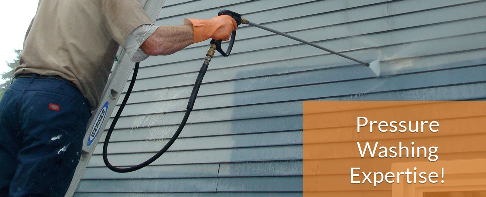 Pressure Washing Services in Bethlehem PA