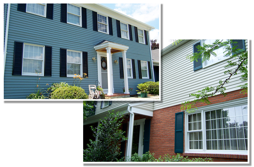 Darlington Exterior siding installation